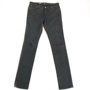 AG adriano goldschmied Skinny Straight Leg Jeans